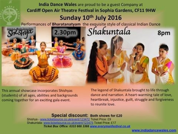 India Dance Wales