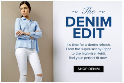 Fresh New Denims for Girls - At Prices You Can't Afford to Miss!!!