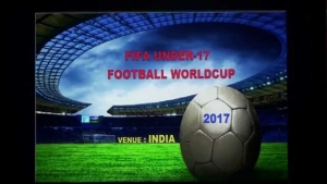 Football Worldcup 2017 U17 - India