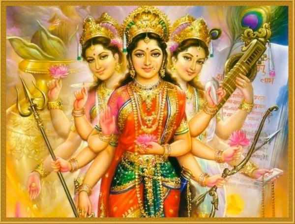 Navarathri - Nine Nights of the Feminine Force